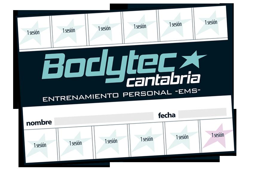 Bono-Bodytec-12 sesiones