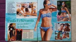 Paula Echevarria y Bodytec