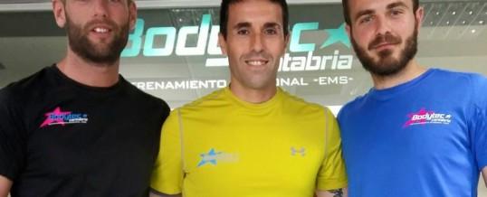 La nueva incorporación de Bodytec Cantabria